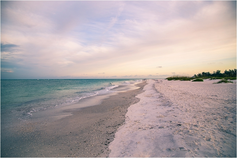 joyful sarasota photography - sunrise at lido beach in sarasota