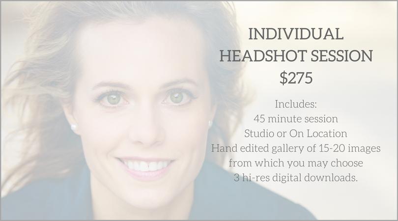 Headshot Pricing Sarasota Headshot Photographer - Ristaino